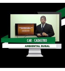 Curso Online - Cadastro Ambiental Rural