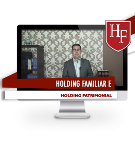 Online - Holding Familiar & Holding Patrimonial