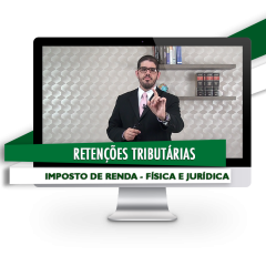 Online - Retenções Tributárias - IRPF e IRPJ